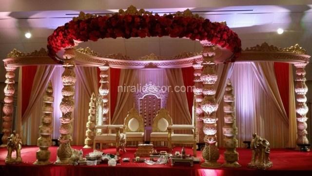 Wedding Design Decoration Portfolio Nirali Decor Indian Wedding Decorations Mandap
