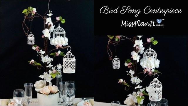 Wedding Diy Decorations Diy Bird Cage Wedding Or Quinceanera Centerpiece Diy Wedding Decorations Diy Tutorial