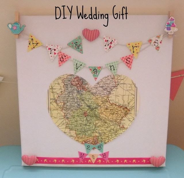 Wedding Gift Ideas Diy Diy Wedding Gift On A Budget Hello Terri Lowe