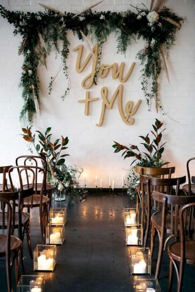 Wedding Ideas Decoration 16 Simple Wedding Decor Ideas Design Listicle