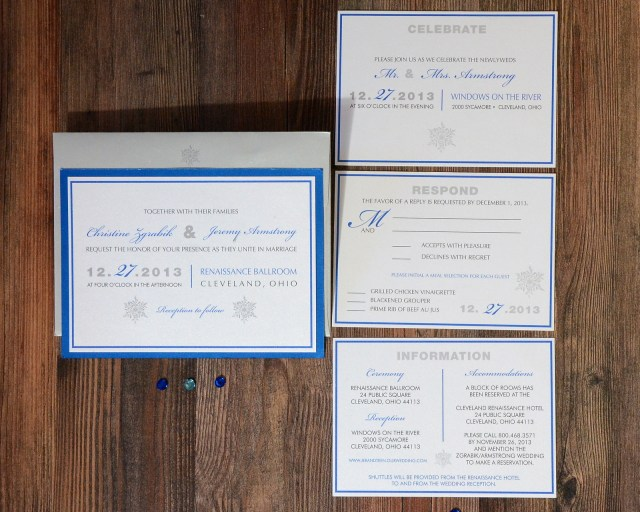 Wedding Invitation Bundles Our Standard 5 Piece Wedding Invitation Package Includes So Much