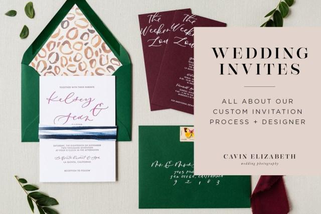Wedding Invitation Creator How We Chose Our Custom Wedding Invitation Designer