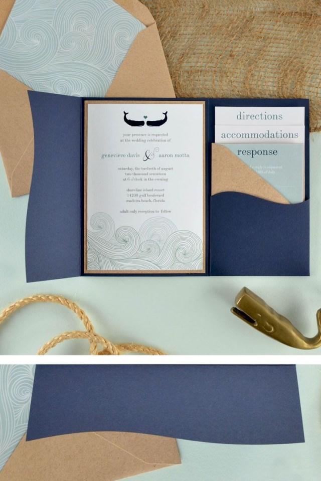Wedding Invitation Pockets Pin Cards Pockets Diy Wedding Invitations On Cards Pockets