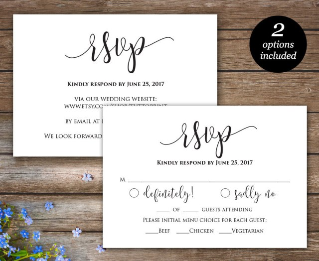 Wedding Invitation Rsvp Wording Party Rsvp Online Idasponderresearchco