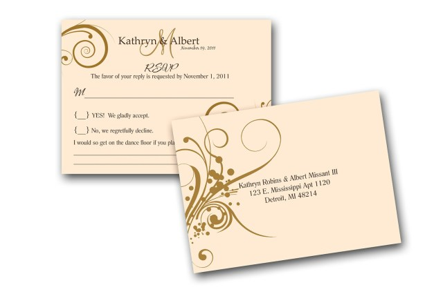 Wedding Invitation Rsvp Wording Wedding Accessories Sample Wedding Rsvp Cards Rsvp Language For