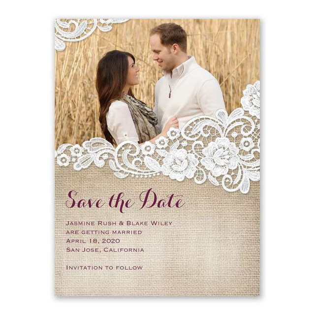 Wedding Invitations And Save The Dates Save The Date Anniversary Cards Idasponderresearchco