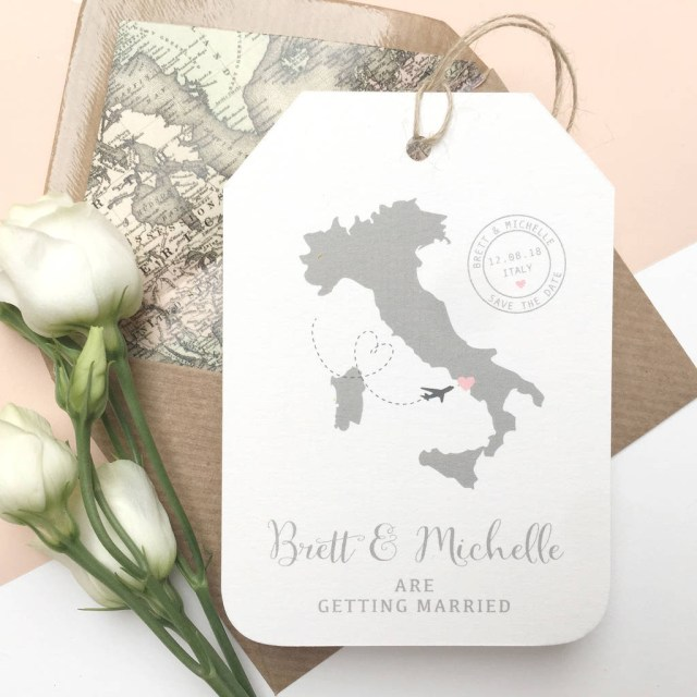 Wedding Invitations And Save The Dates Save The Date Cards Notonthehighstreet