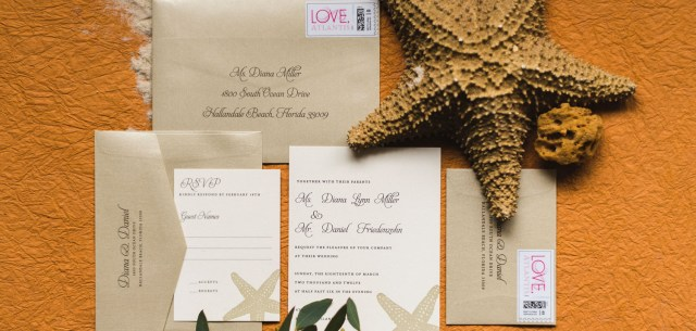Wedding Invitations And Save The Dates Wedding Invitations Save The Date Cards Atlantis Paradise Island