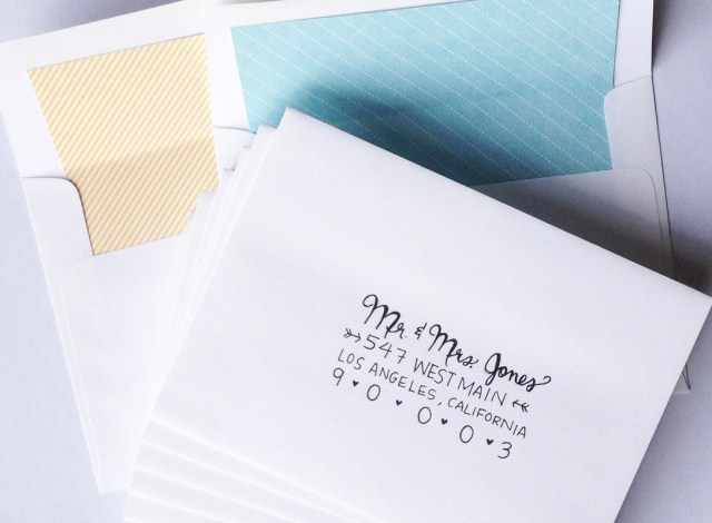 Wedding Invitations Envelopes Wedding Invitation Envelopes And Get Inspired To Make Your Envelope