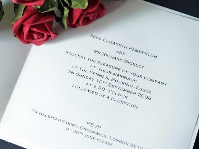 Wedding Invitations Essex Luxury Wording For Wedding Invitations For Second Marriage Of