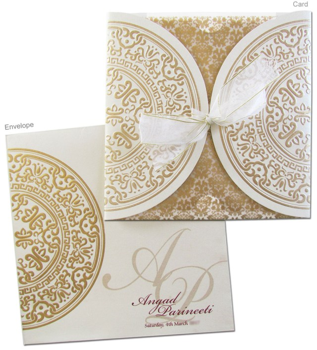 Wedding Invitations Indian Regal Cards Indian Wedding Cards