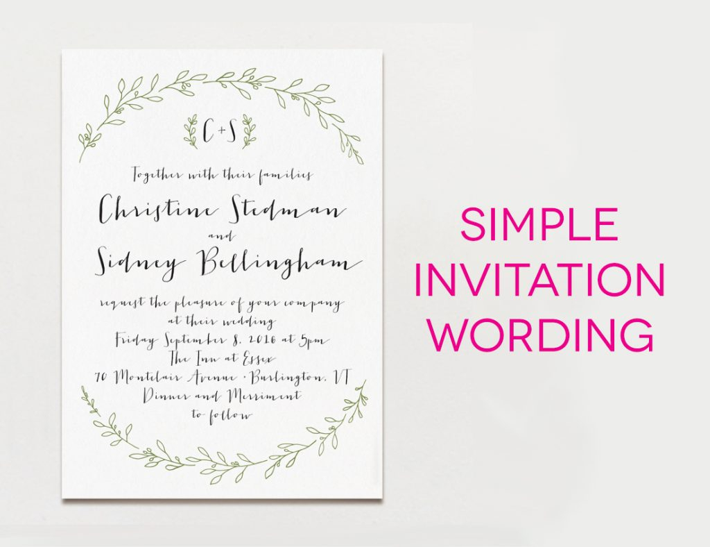 Wedding Invitations Wording Samples Wedding Ideas Wedding Invitation Wording Samples Grandioseparlor