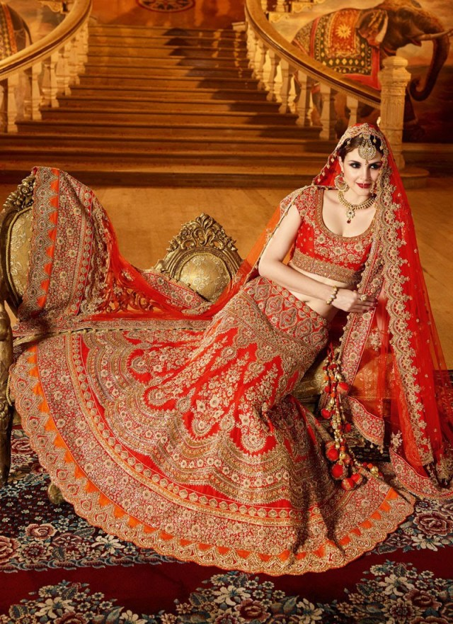 Wedding Lehengas Bridal How To Make Bridal Lehenga A Smart Buy For Women On A Budget