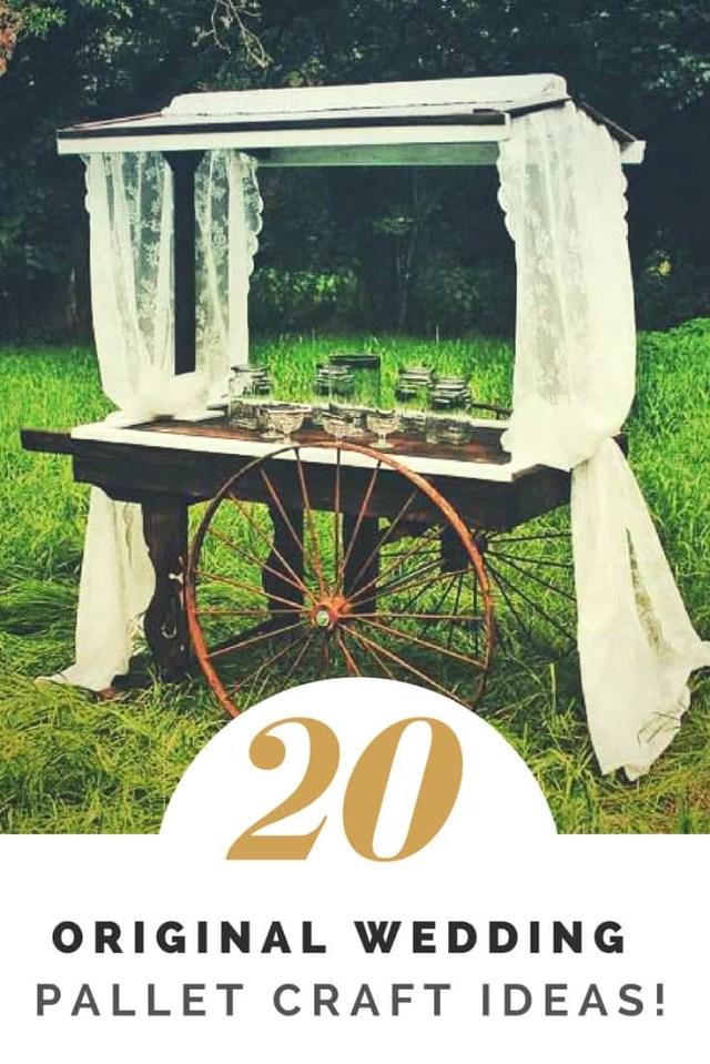 Wedding Pallet Ideas 20 Wedding Pallet Craft Ideas 1001 Pallets