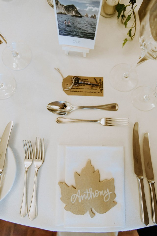 Wedding Placecards Ideas 10 Fun Wedding Place Card Ideas To Copy Weddingsonline
