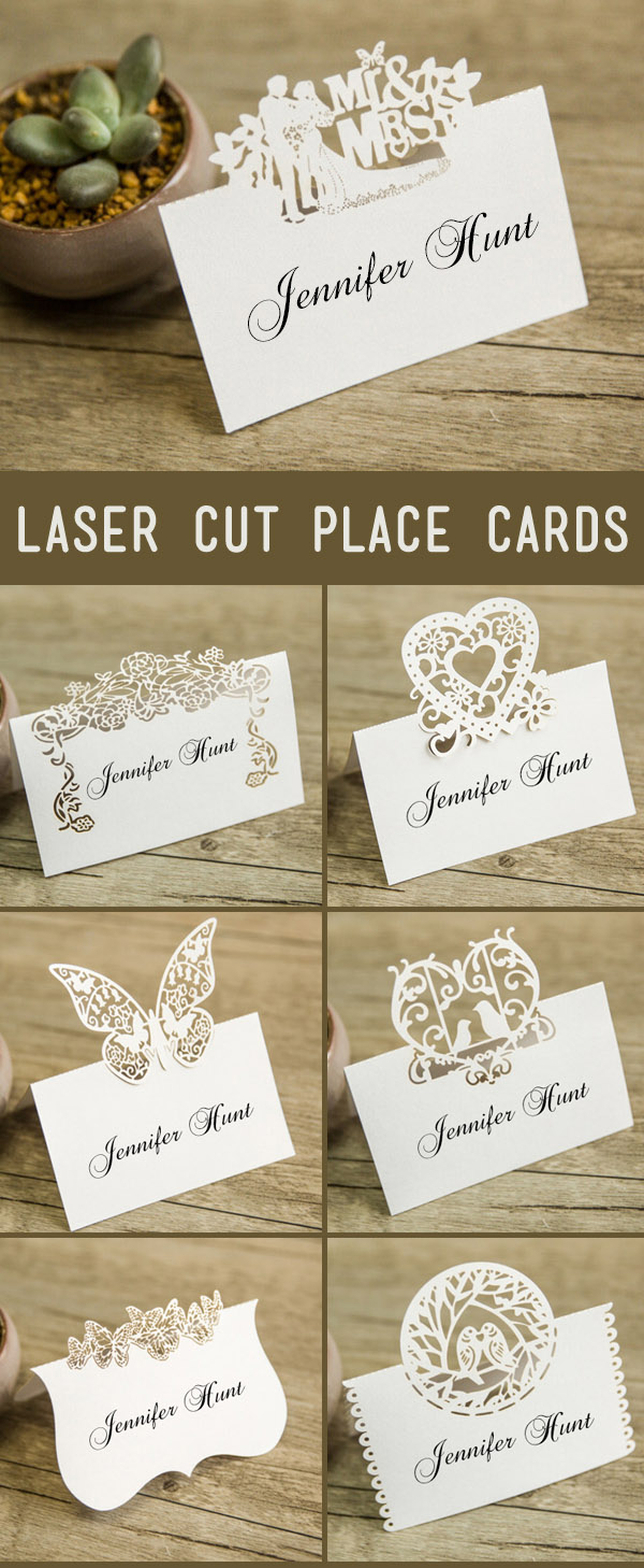 Wedding Placecards Ideas 21 Unique Wedding Escort Cards Place Cards Ideas