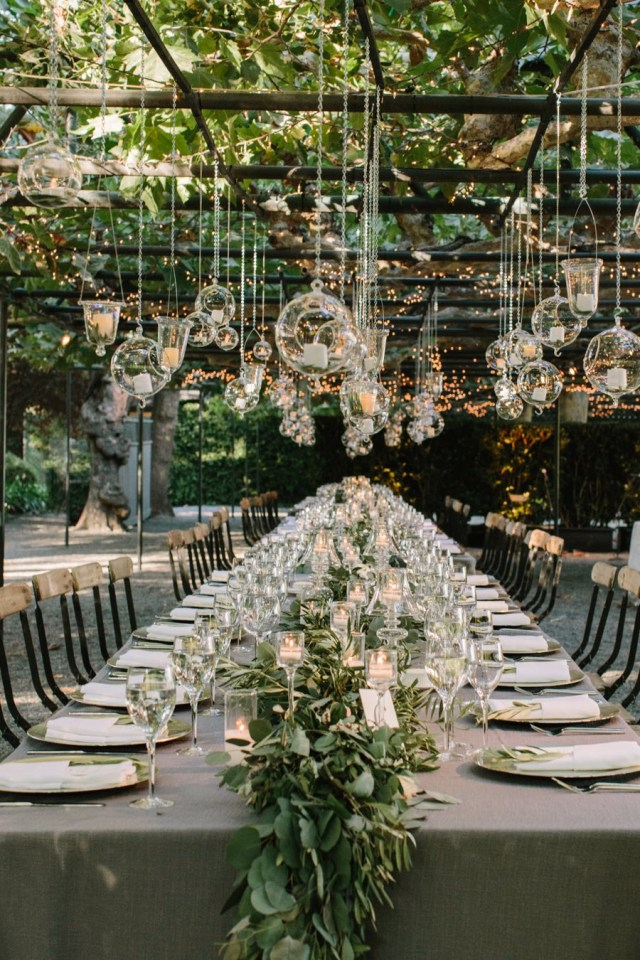 Wedding Reception Ideas 48 Most Inspiring Garden Inspired Wedding Ideas