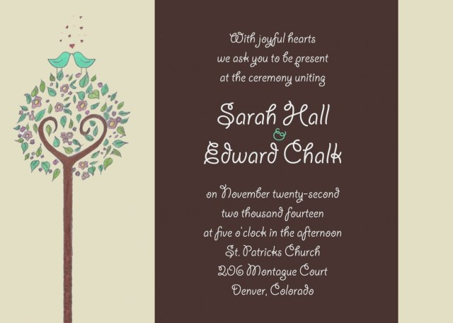 Wedding Reception Invitation Quotes Post Wedding Reception Invitations Marina Gallery Fine Art