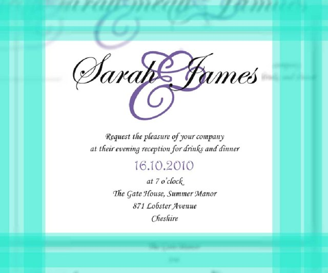 Wedding Reception Invitation Quotes Wedding Reception Invitation Wording Inspirations Of Wedding