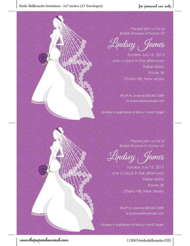 Wedding Shower Invitations Wording Photo Wedding Shower Invitation Wording Image