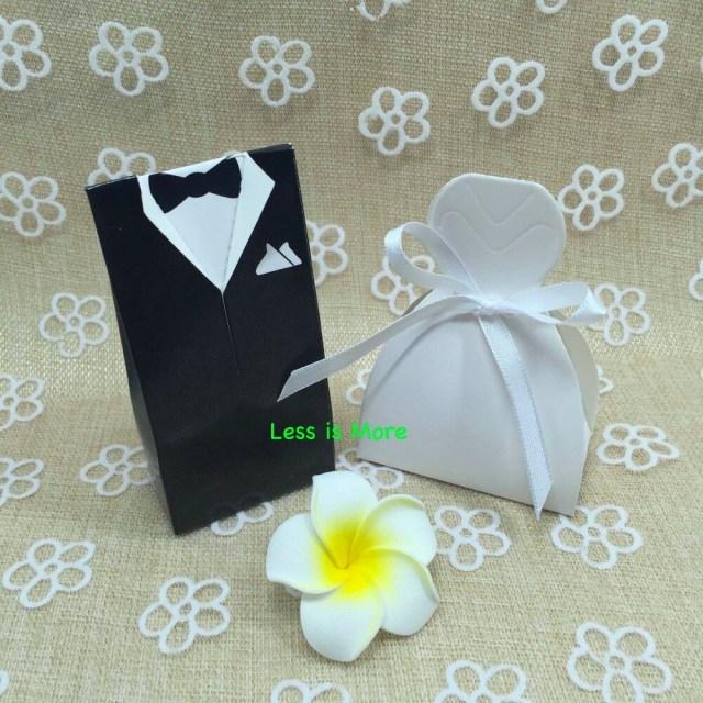 Wedding Suvenirs Ideas Wedding Decoration 100pcs Folding Diy Wedding Candy Box For Ideas