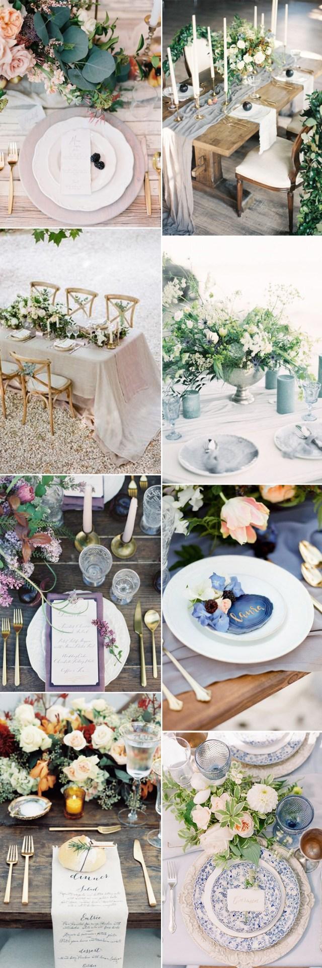 Wedding Tablescapes Ideas Beautifully Romantic Tablescape Ideas Glitzy Secrets