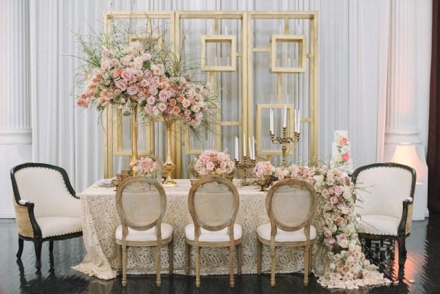 Wedding Tablescapes Ideas Romantic Victorian Inspired Tablescape Featuring Classic Colors