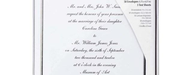 Wilton Wedding Invitation Kits Wilton Wedding Invitations Marina Gallery Fine Art