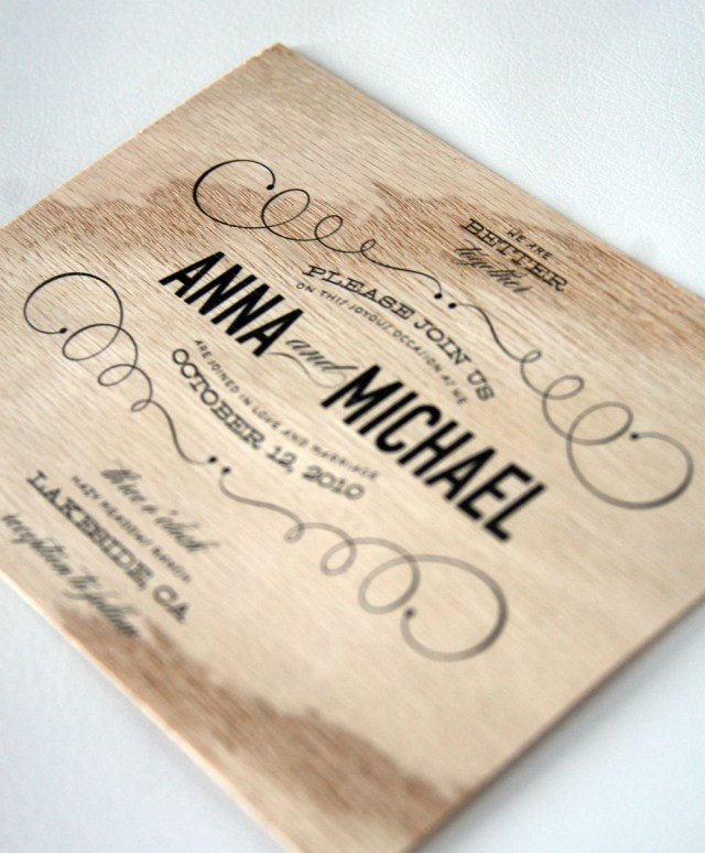 Wood Wedding Invitations 17 Rustic Wedding Invitations Kc Jg Pinterest Wedding