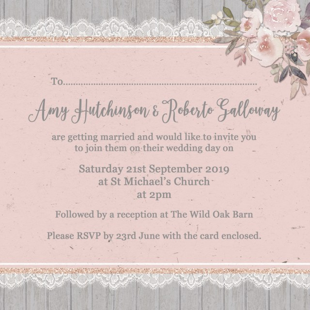 Wording Wedding Invitations The Complete Guide To Wedding Invitation Wording Sarah Wants