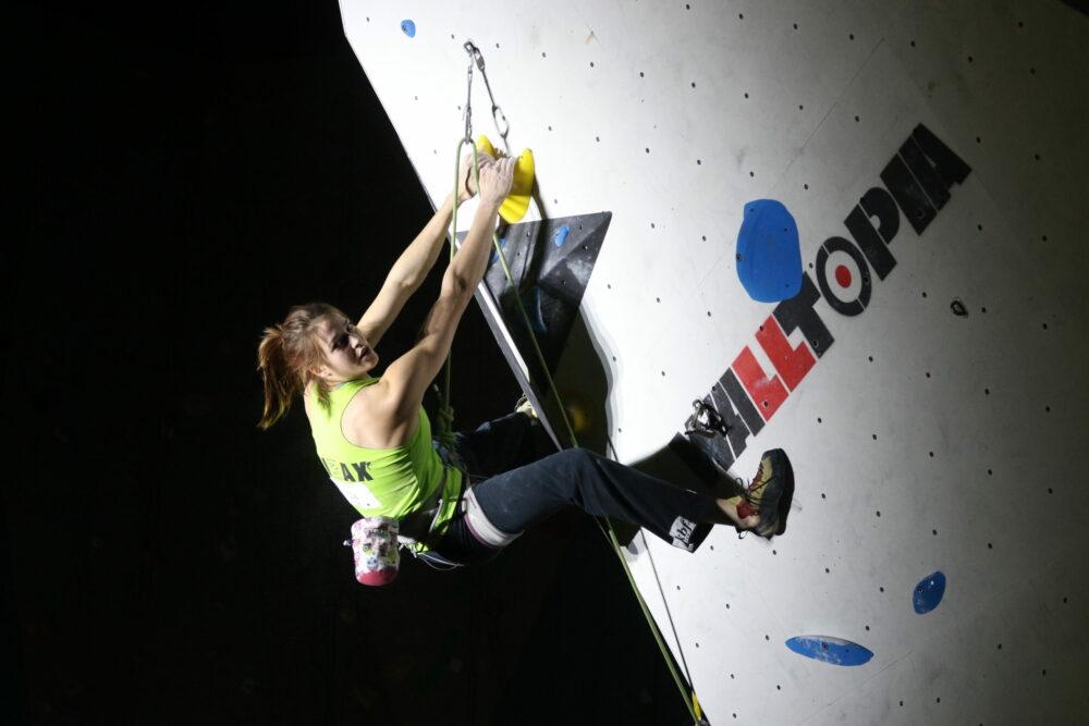 Ludieke Celine Cuypers wil selectie voor internationaal circuit