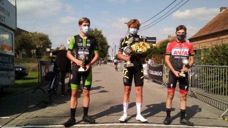 Vlad Van Mechelen voorlopig zegekoning met vier overwinningen