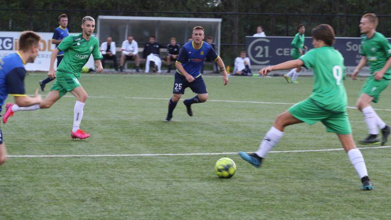 Brent Vander Elst kwam terug thuis bij Sportief Rotselaar