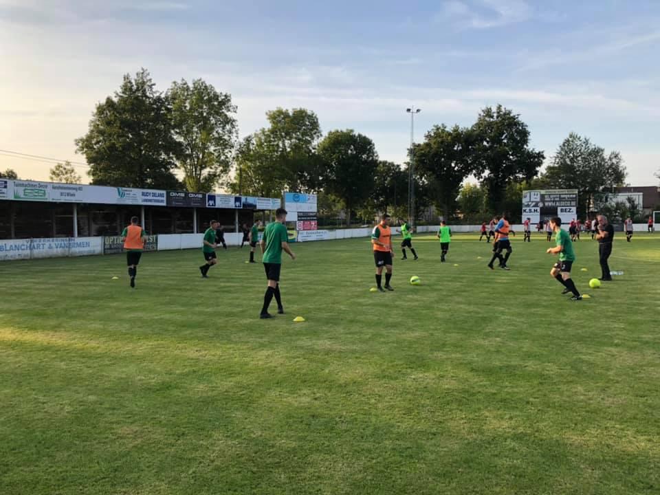 Promovendus FC Geetbets debuteert met zege in tweede