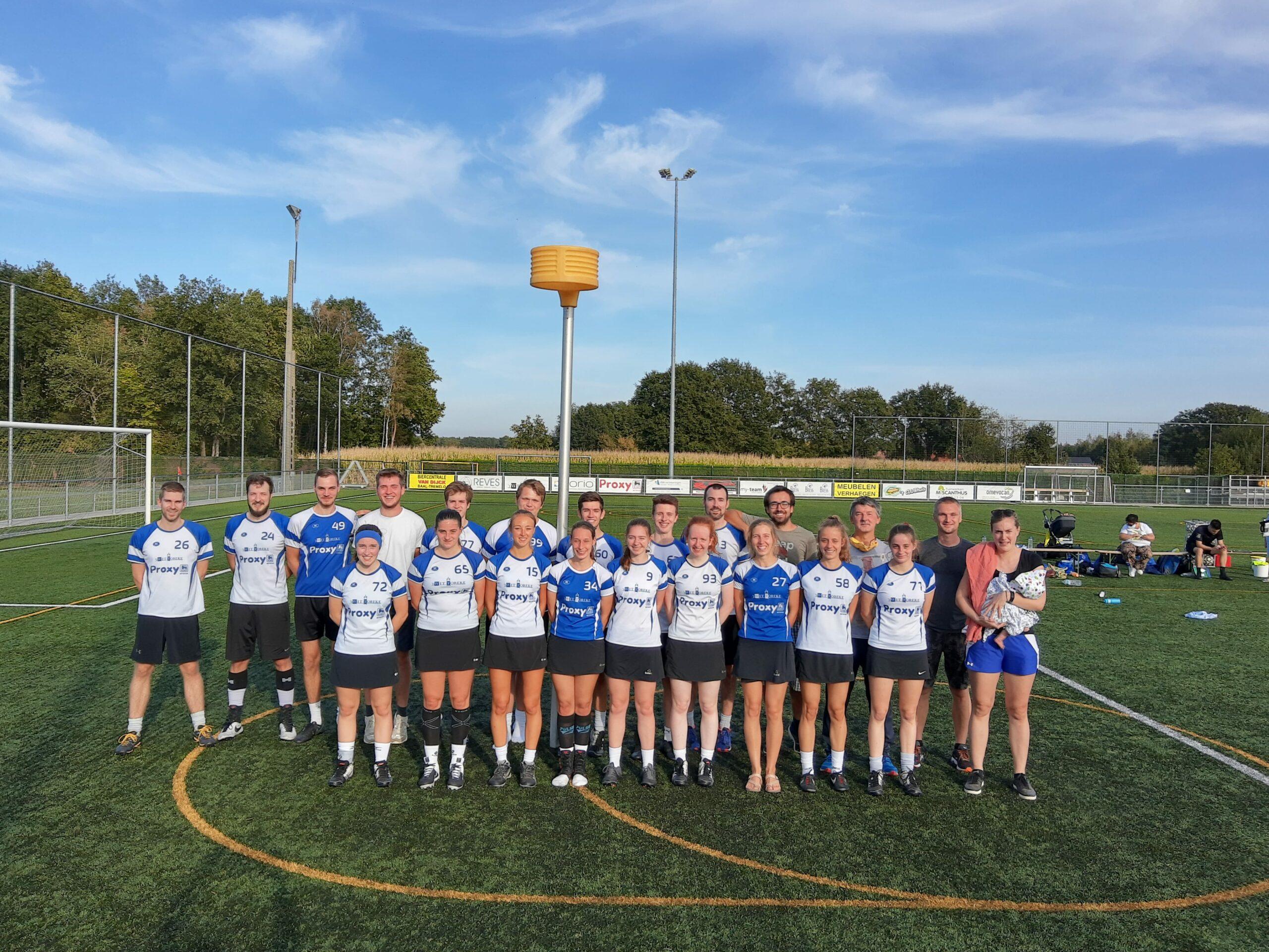 KCBJ Betekom wint seizoensopener in Hoofdklasse 1