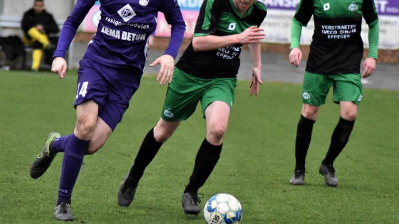 KVC Houtem-Oplinter mag nog eens aan de bak na twee afgelaste matchen