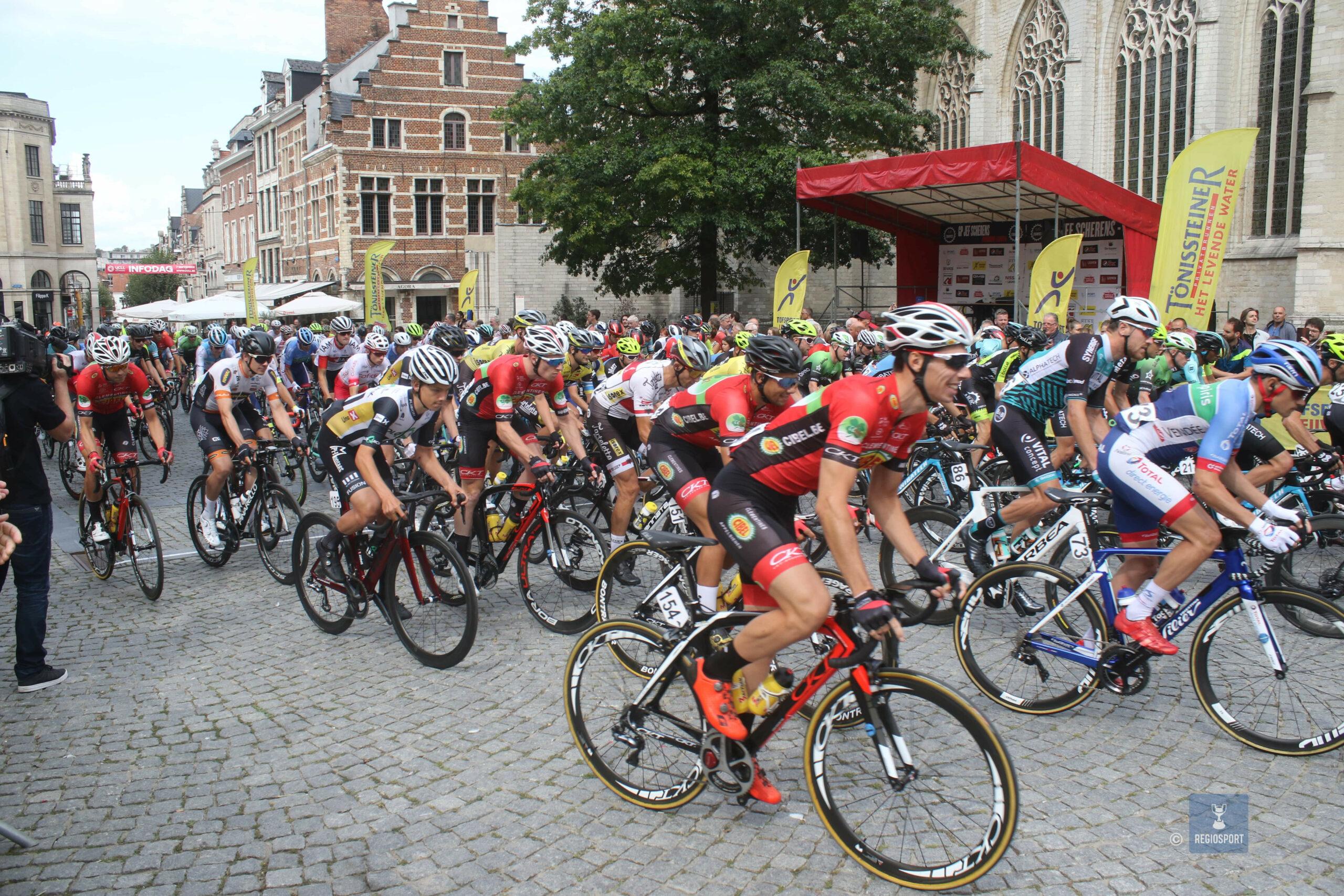 54ste GP Jef Scherens – Rondom Leuven barst los op 29 augustus 2021