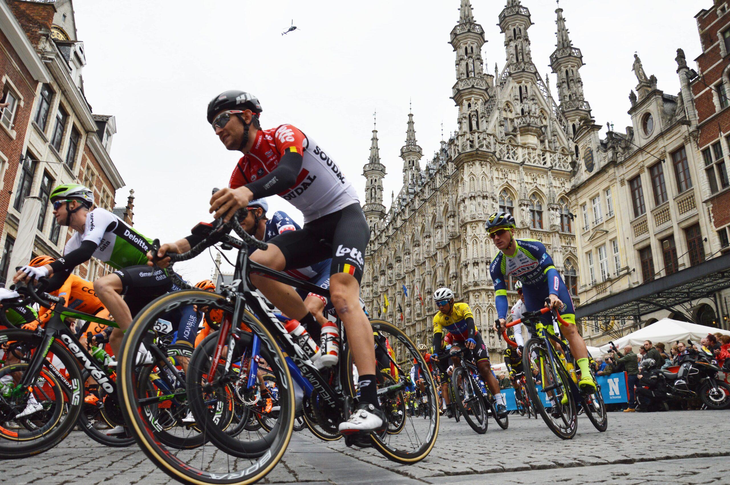 Zestigste Brabantse Pijl start woensdag coronaproof
