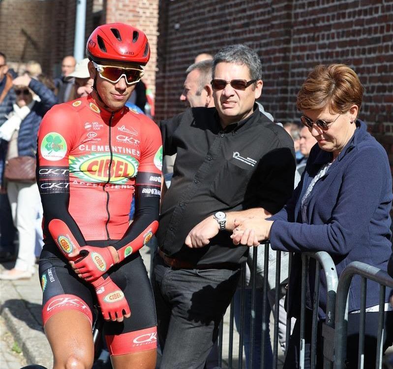 Dennis Coenen, Seppe Wauters en Jules Jordens zetten koers naar VP Consulting-Prorace