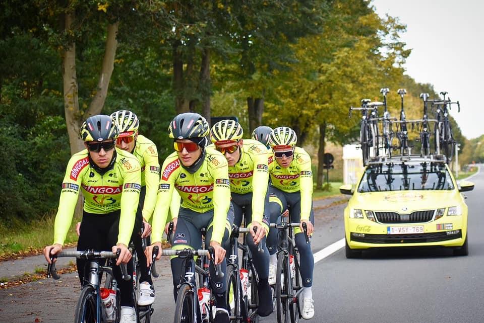 Lionel Taminiaux is klaar voor Ronde van Vlaanderen en overgang naar Alpecin-Fenix