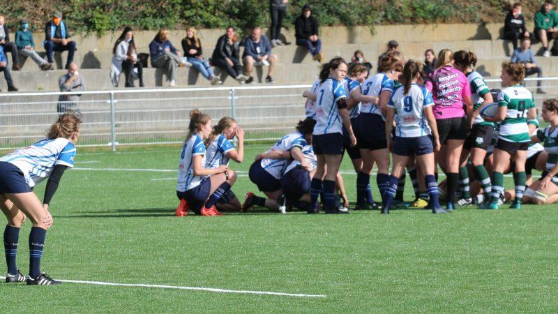 Bij Rugby Club Leuven komt er schot in de vrouwelijke jeugd