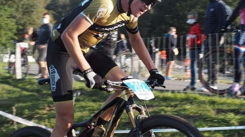 Jarne Vandersteen blijft Orbea G-bikes MTB Racing Team trouw