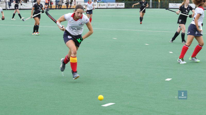 Red Panther Anne-Sophie Roels wil met KHC Leuven punten pakken