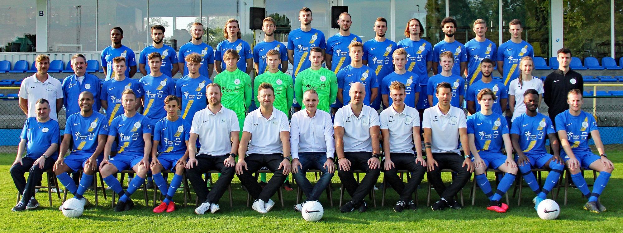 Sporting Kampenhout begint in de middenmoot