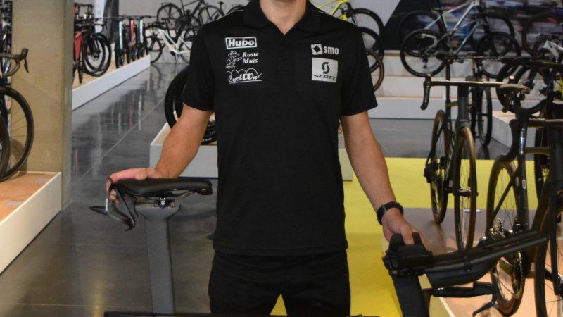 Winnaar sprinttriatlon Hofstade vindt nieuwe ploeg