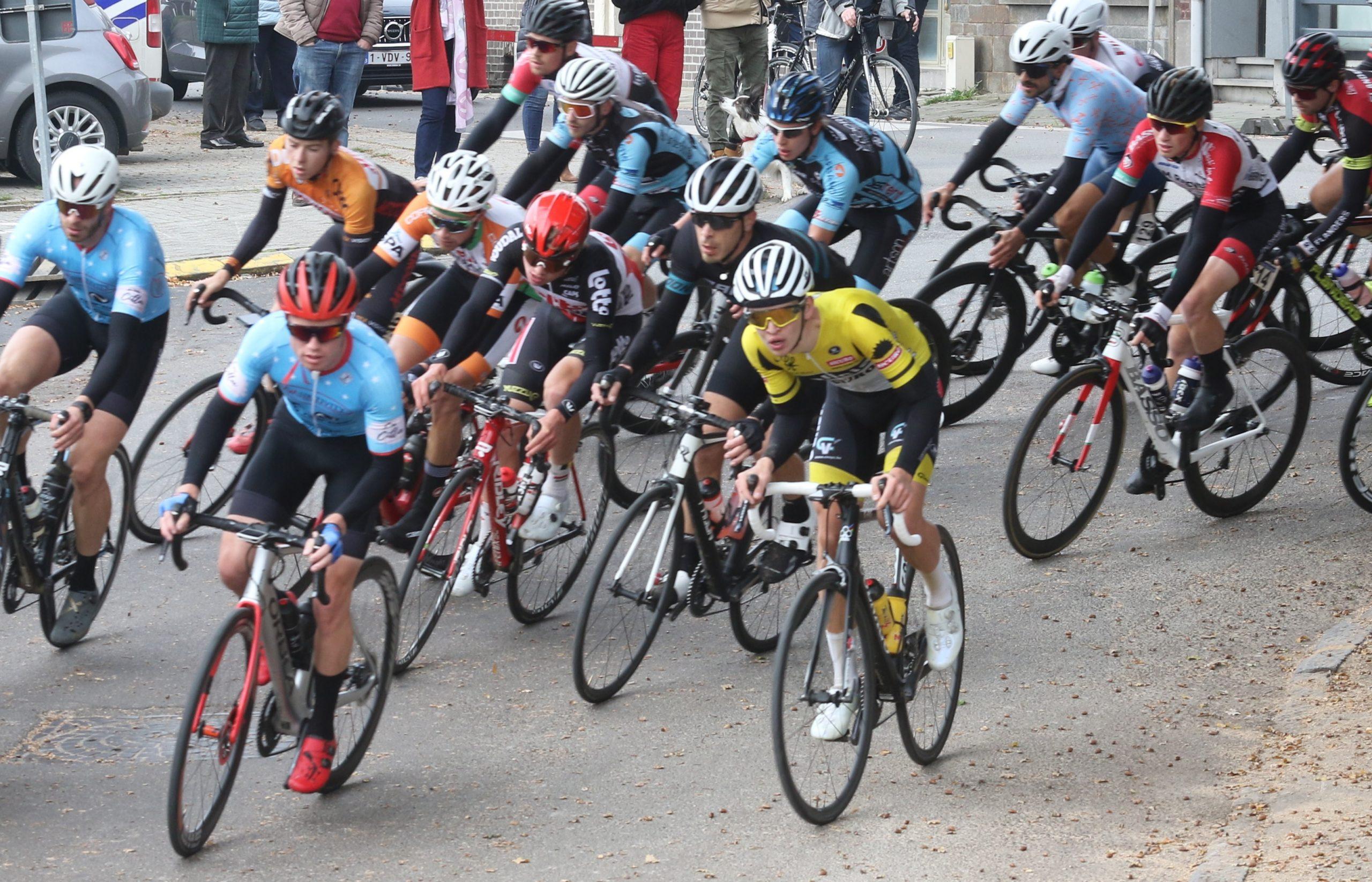 Provinciaal amateurkampioen Wannes Galicia is 24/7 met fietsen begaan