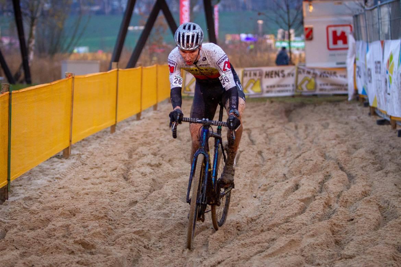 Lander Loockx maakte aanspraak op top tien in Essen