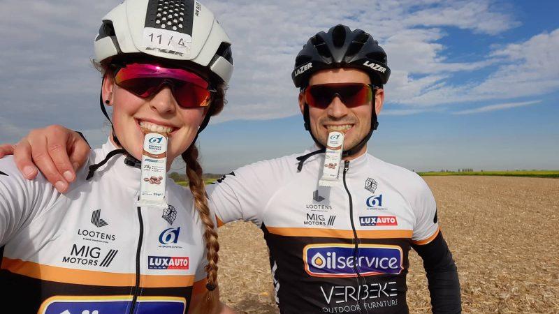 Leuvense triatlonkoppel stelt doelen voor 2021