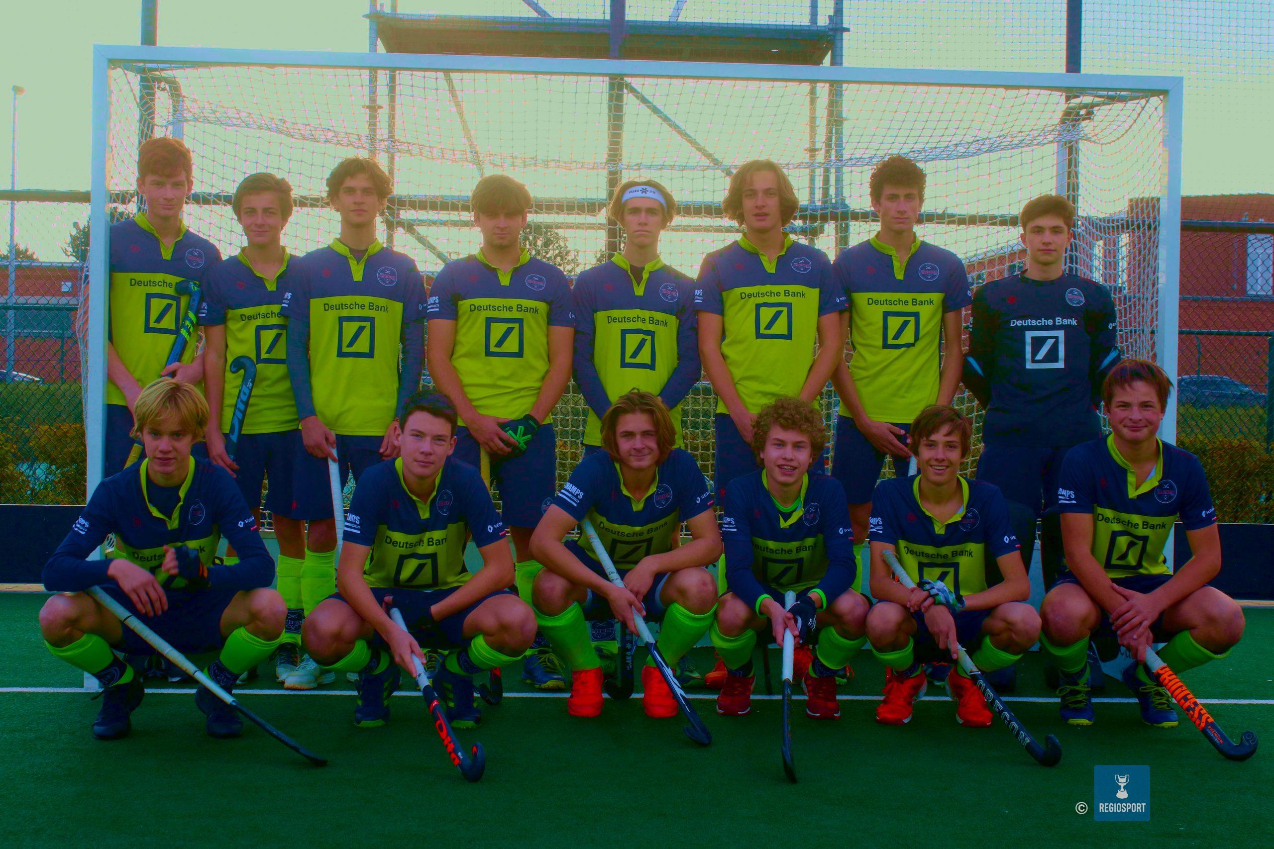 U19 boys Indiana De Pinte bevolken de middenmoot