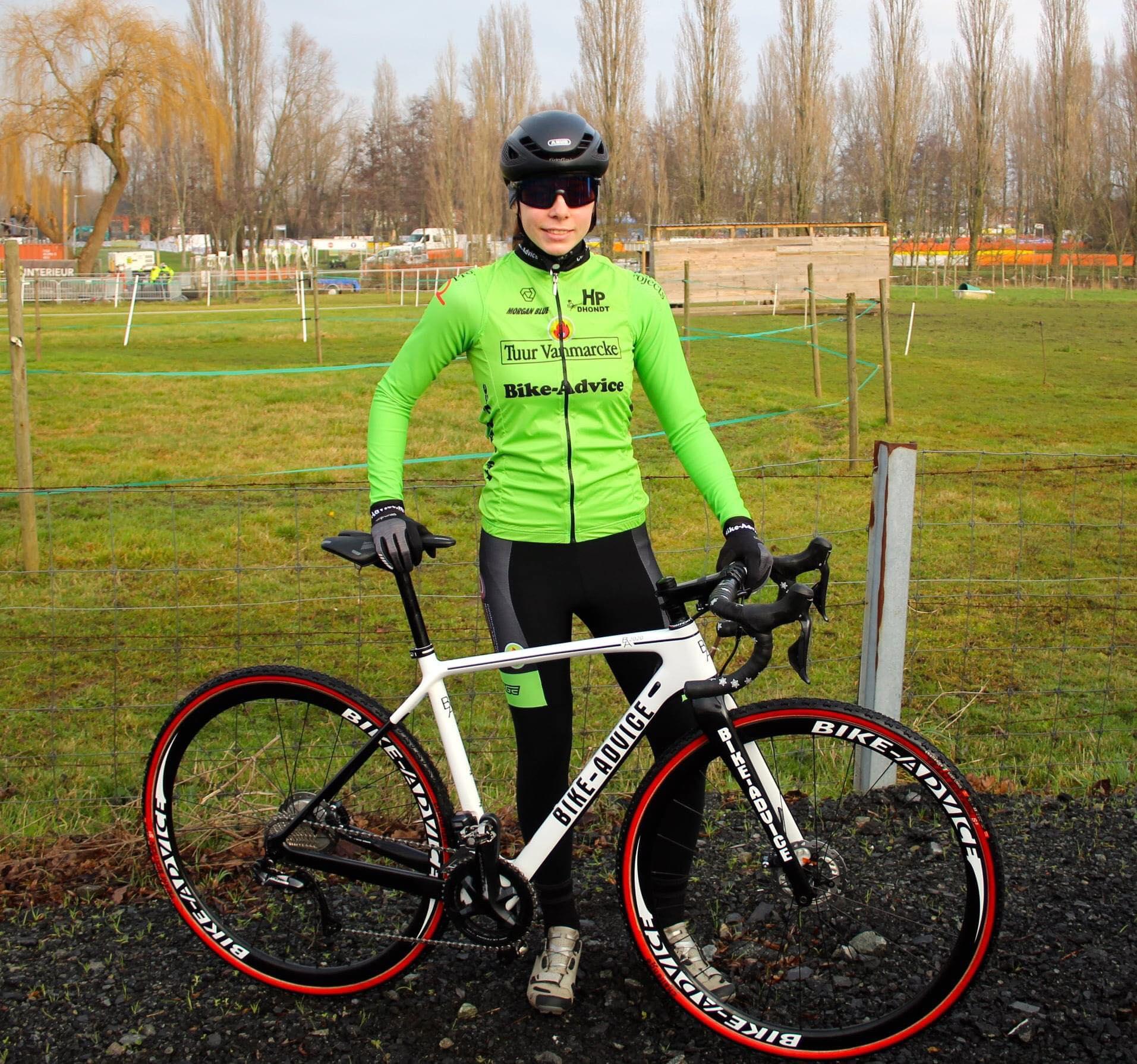 Veldrijdster Lise Van Wunsel begon opnieuw na een UCI-punt in Tsjechië